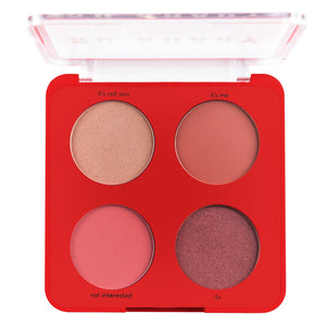 """So Shady"" Eyeshadow Palette Heartbreaker - The Crème Shop"