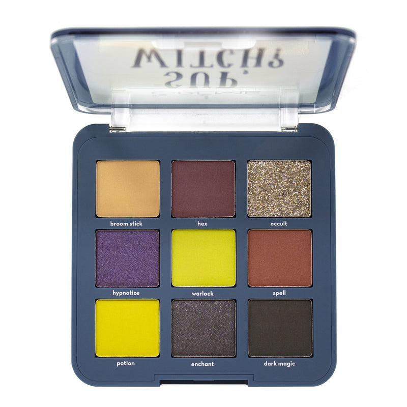 """Sup Witch?"" Eyeshadow Palette - The Crème Shop"