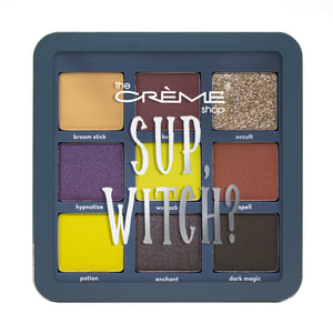 Sup Witch? Eyeshadow Palette The Crème Shop