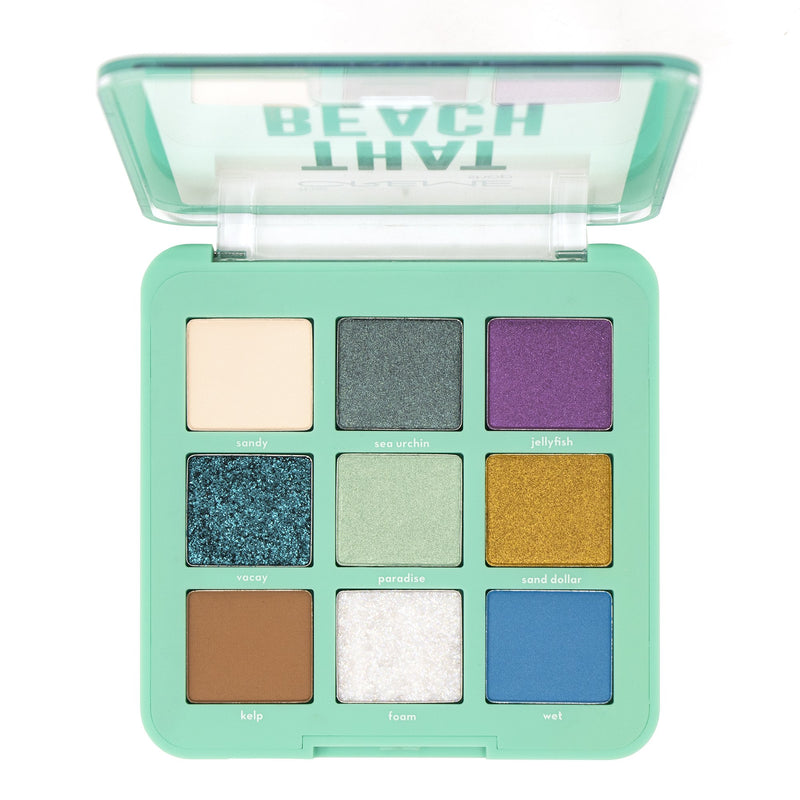 That Beach Eyeshadow Palette The Crème Shop