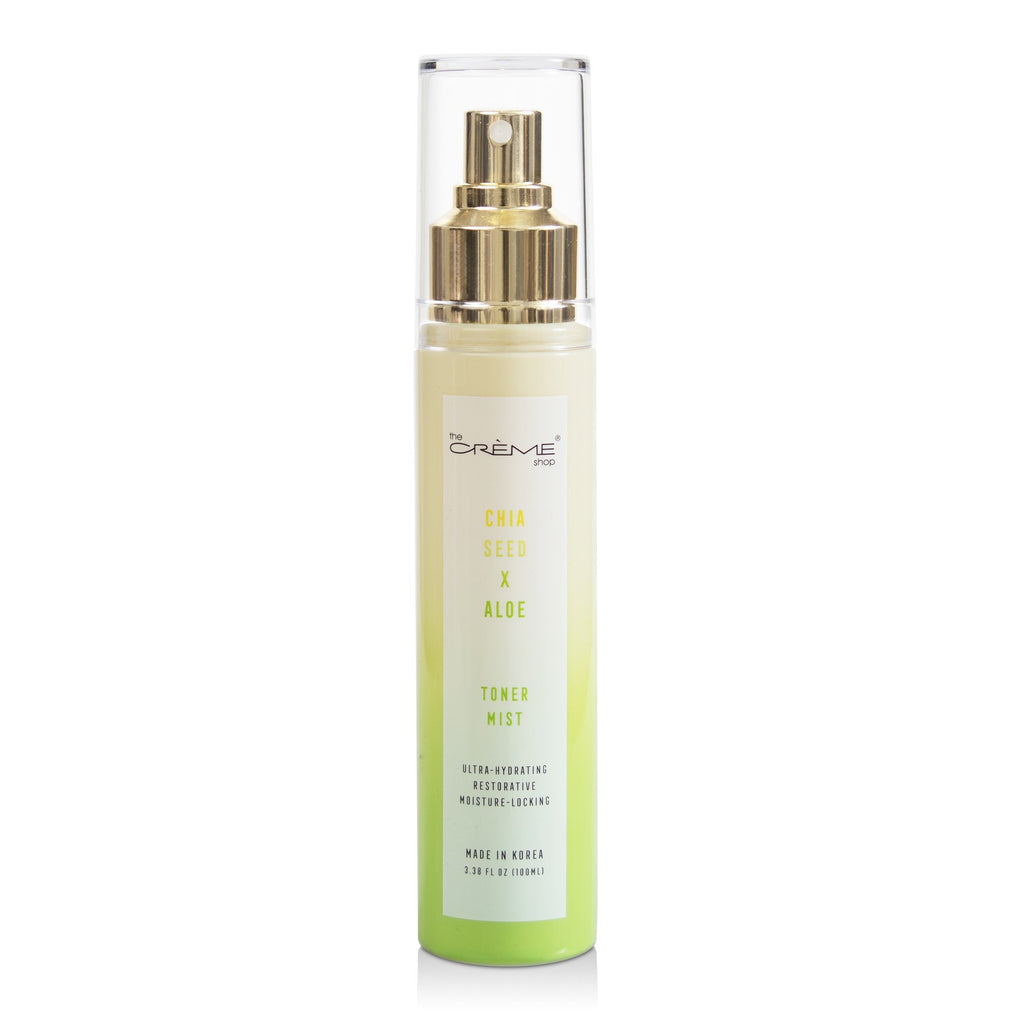 Toner Mist - Chia Seed x Aloe - The Crème Shop