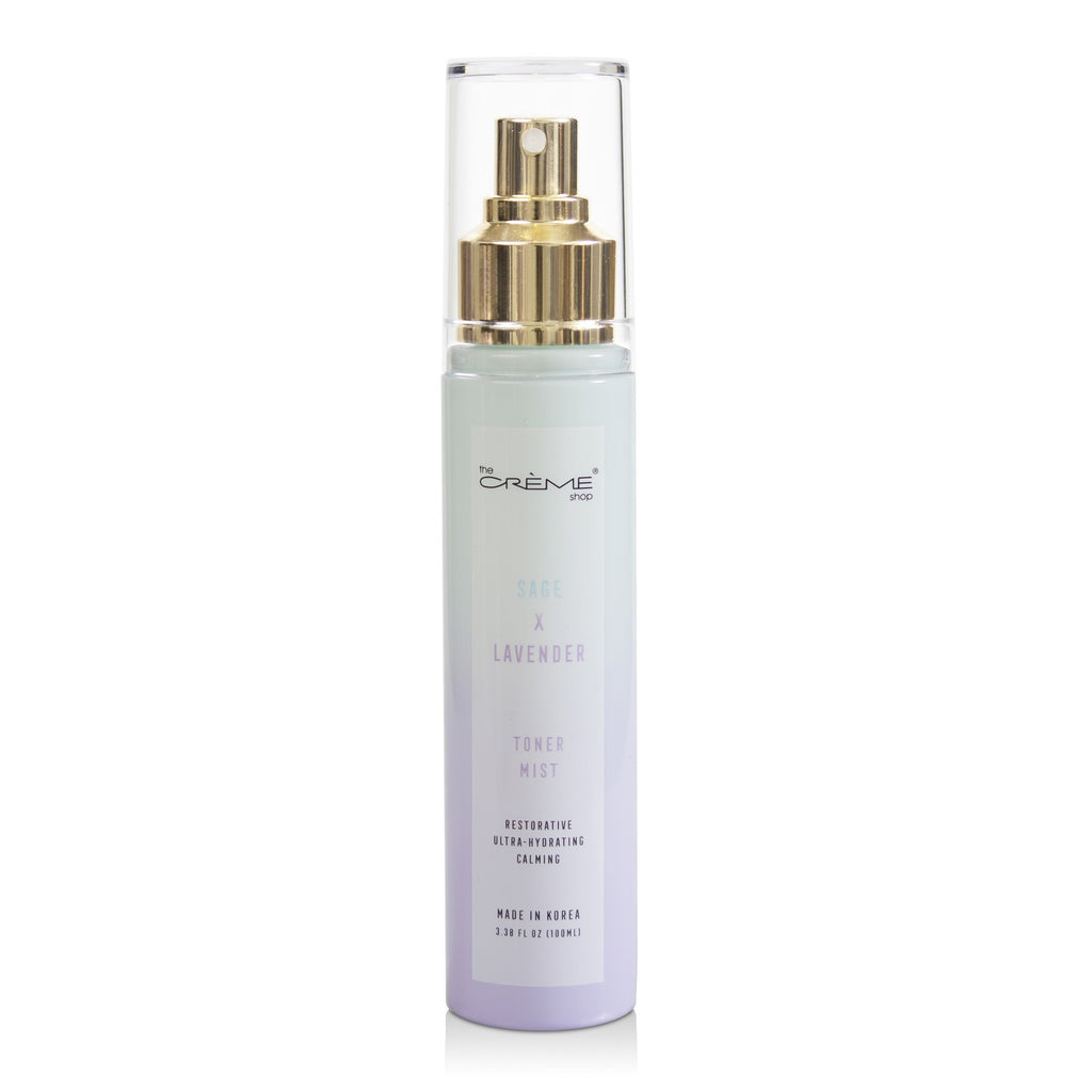 Toner Mist - Sage x Lavender - The Crème Shop