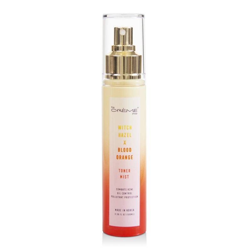 Toner Mist - Witch Hazel x Blood Orange - The Crème Shop