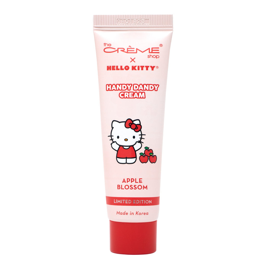 The Crème Shop x Hello Kitty Handy Dandy Cream (Limited Edition) | Apple Blossom (Travel-Sized) - The Crème Shop