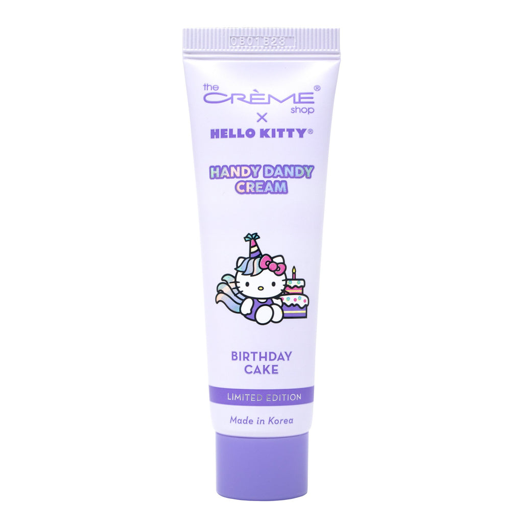 The Crème Shop x Hello Kitty Handy Dandy Cream (Limited Edition) | Birthday Cake (Travel-Sized) - The Crème Shop