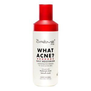 What Acne? - Daily Moisturizer - The Crème Shop