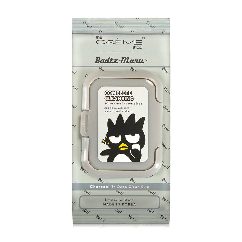 Badtz-Maru 20ct Pre-Wet Towelettes - The Crème Shop