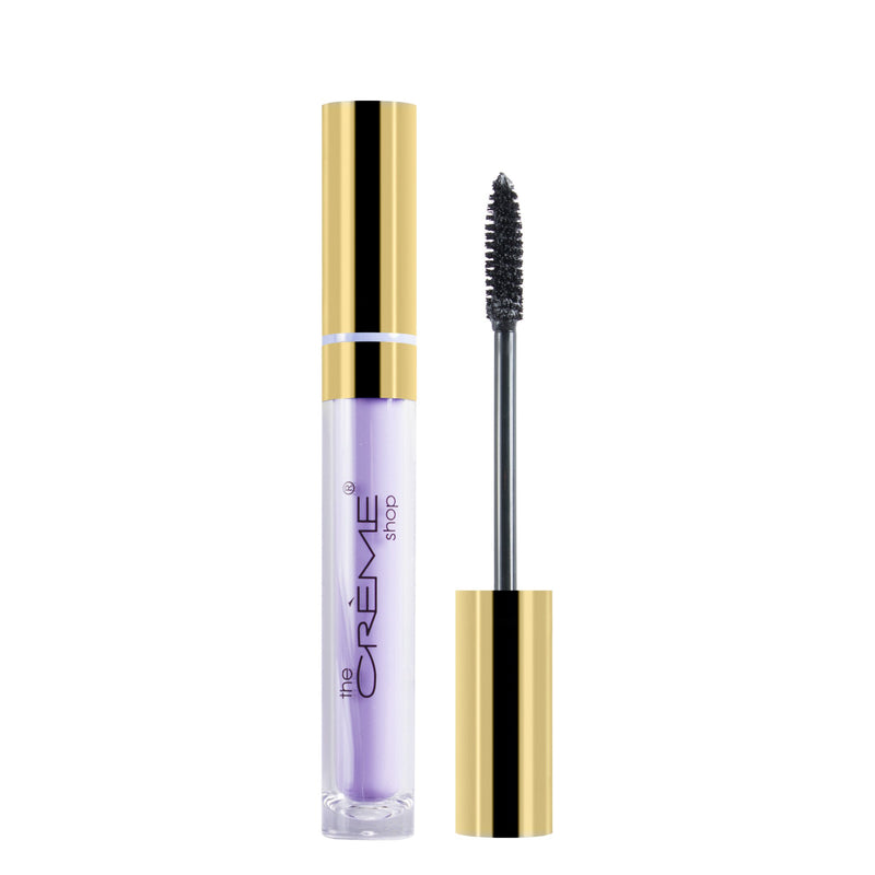 """Wisp Me Away""  Mascara Volumizing Waterproof - The Crème Shop"