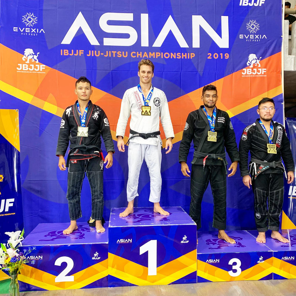 Leao Optics - Athletes Asian Open 2019