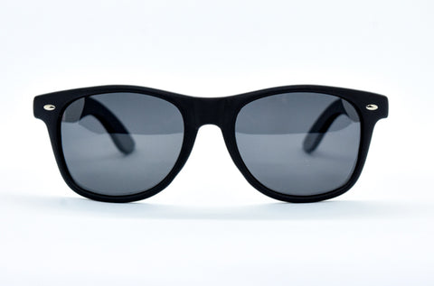 Bamboo Wooden Sunglasses Black