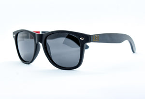 Black Matter Dark Gradient Sunglasses