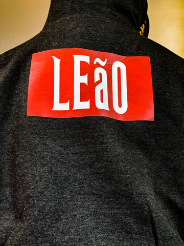 Image of LEaO Label Zip Up Hoodie