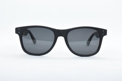 Image of Wood Dark lens Sunglasses