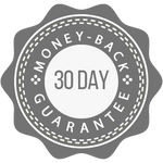 Image of 30 Day Money Back Guarantee. For what ever reason you are not satisfied we will take them back with a full refund.