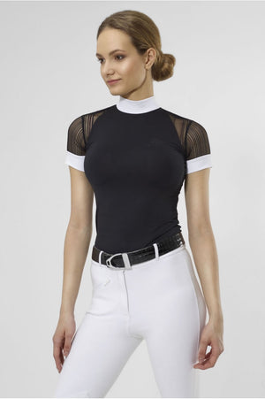 CONTESSA TECHNICAL Short Sleeve Show Shirt - Leveza