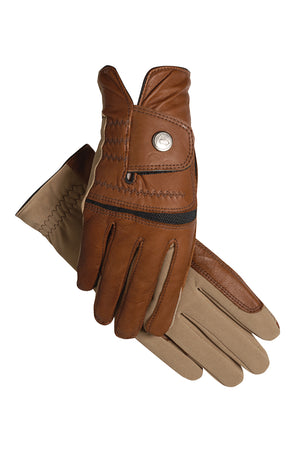 Gants Hybrid Gloves SSG BROWN - Leveza