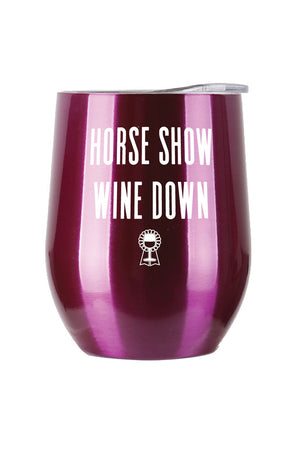 Horse show Wine down raspberry - Leveza