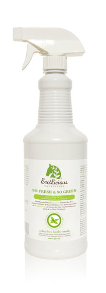 So fresh and so green Equine Body Spray - Leveza