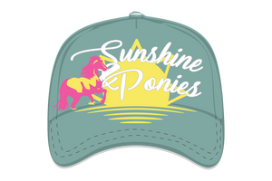 Sunshine and Ponies - Leveza