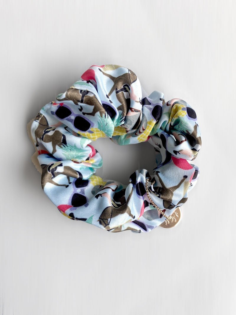 SUMMER VIBES SCRUNCHIES