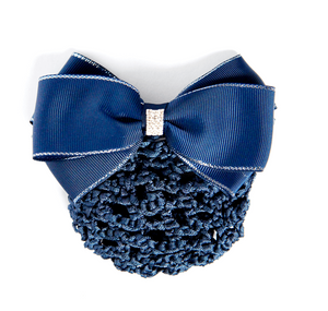 STARLIGHT SHOW BOW NAVY - Leveza
