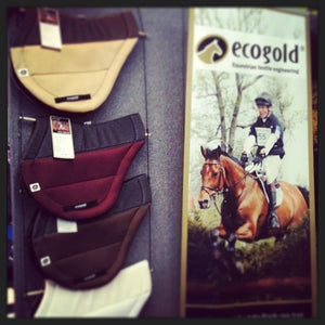 Secure™ XC Saddle Pad #200 - Leveza
