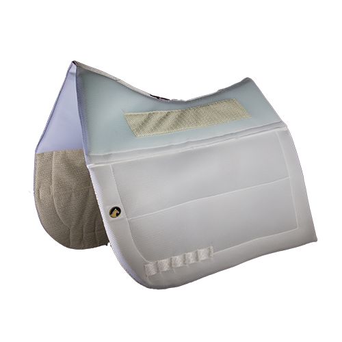 CoolFit™ Dressage Saddle Pad - Leveza