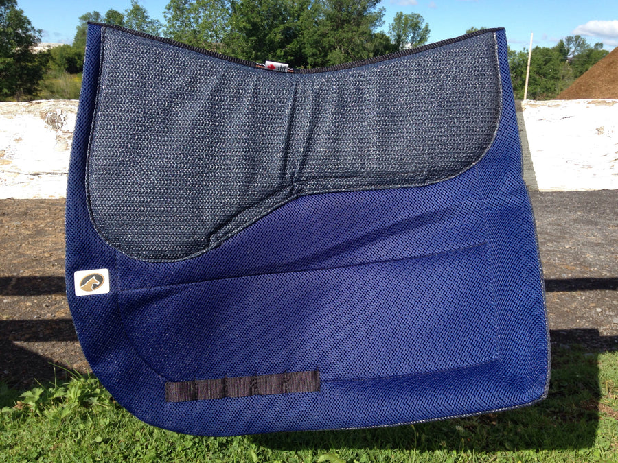 Calmatech Dressage saddle pad - Leveza
