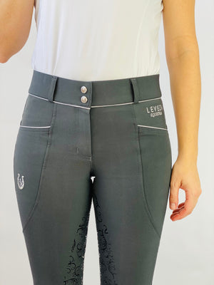 Grey Florence breeches