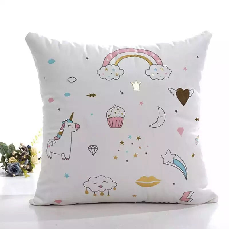 Unicorn world Pillow case - Leveza