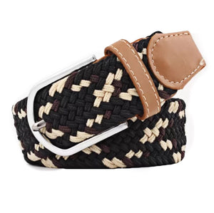 Black Beige belt - Leveza
