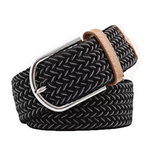 Belt Black grey - Leveza