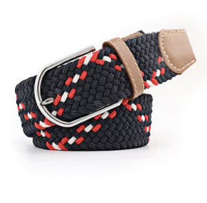 Belt Navy Red - Leveza