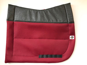 Secure™ Dressage Saddle Pad - Leveza