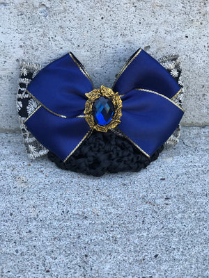Italy showbow in Navy - Leveza
