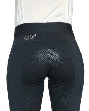 NAVY Riding leggings - Leveza