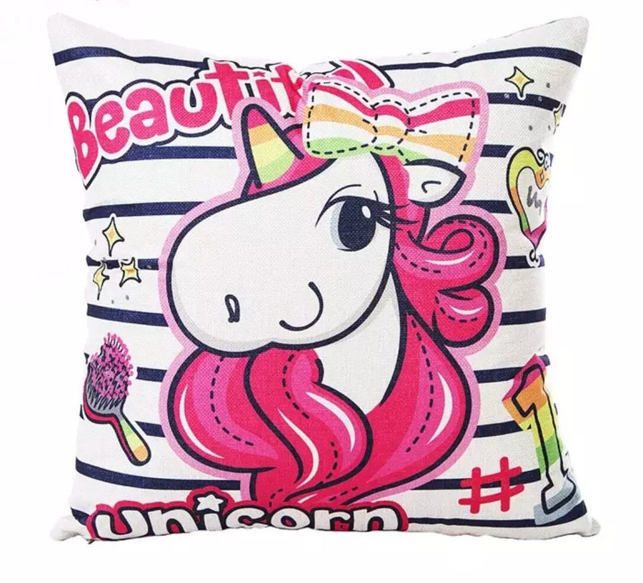 Unicorn pillow case - Leveza