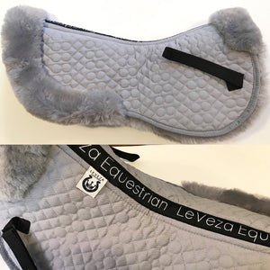 All grey Ovelha Half pad - Leveza