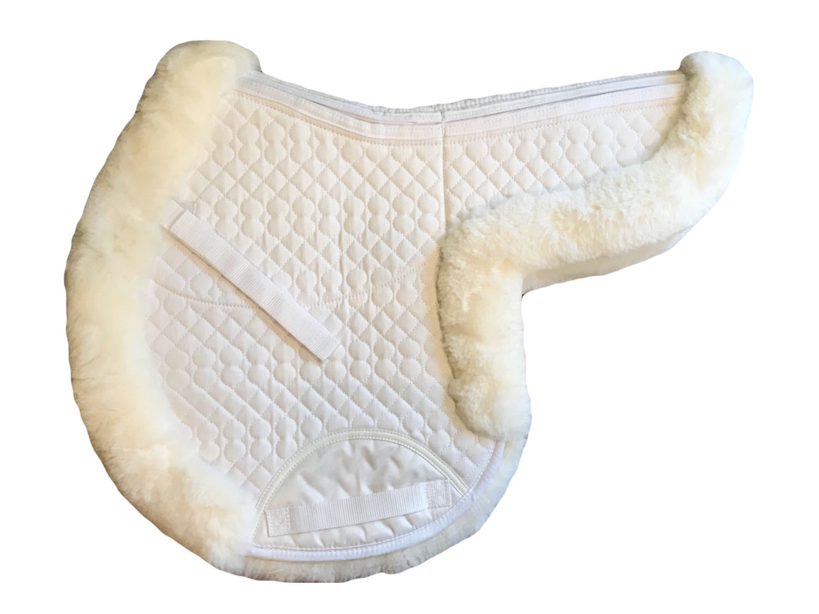 Hunter Sheepskin pad - Leveza