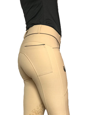 Florence knee patch Beige - Leveza