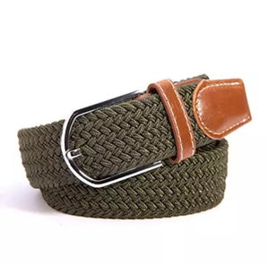 Green hunter belt - Leveza
