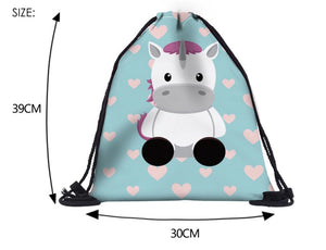 Belly Unicorn Bag - Leveza