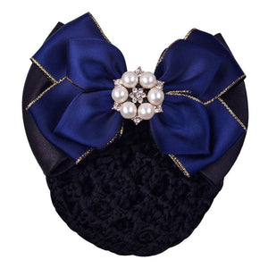Navy Gold show bow - Leveza