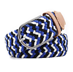Belt Blue white black - Leveza