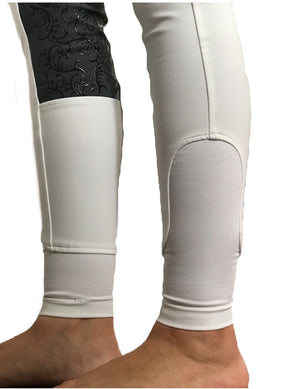 Florence white grey breeches - Leveza