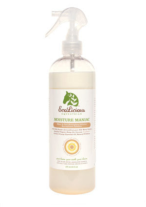 Moisture Maniac mane and tail detangling - Leveza