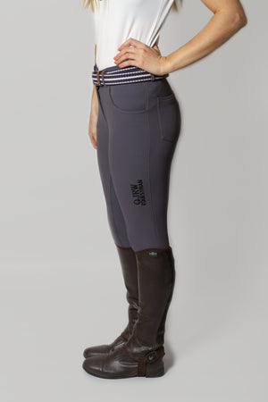 HANNAH HIGH WAISTED BREECH - Leveza