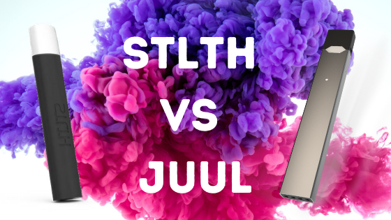 Comparison Shopping: STLTH Vs. JUUL