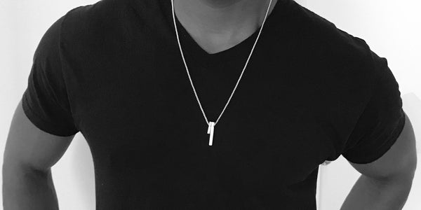 Men's Gift Ideas: How to Create a Necklace He'll Love