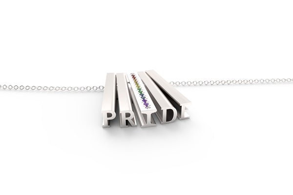 Inspired By: What Our Pride Jewelry Means to Me